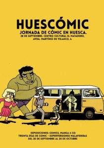 Huescacomic